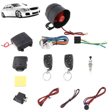 Universal One-Way Car Alarm Vehicle System Protection