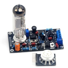 цены Low Voltage Level Indicator Tube Cat Eye 6E2 Driver Board w/ Plate Level Indication Harmonic Tube