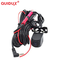 Android Car DVR HD Night Vision rear camera with 5.7 meters cable+0.1 Lux vehicle camera+IP67 Waterproof back cam