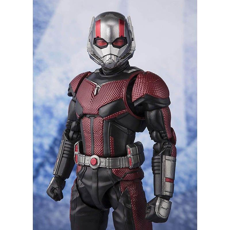 Avengers 4 Endgame SHFiguarts Ant Man Infinity War Action Figure Model Toy Doll Christmas Gift (12)