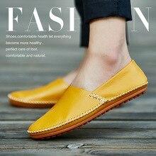 hot deal buy backcamel men casual shoes falt walk shoes male business shoes breathable lightweight slip on peas shoes high quality plus size
