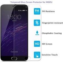 2.5D 9H закаленное стекло для Meizu MX3 MX4 MX5 MX6 M1 M2 Mini M1 M2 Note Max Защитная пленка для экрана защитное стекло на телефон
