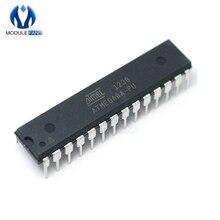 ATMEGA8A-PU ATMEGA8A MEGA8A DIP-28 8-bit with 8K Bytes In-System Programmable Flash ATMEGA8 DIP Original 28P 28pin