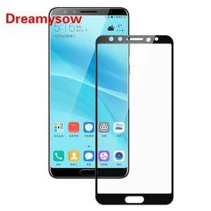 Полное покрытие закаленное стекло для Huawei Honor 20 Pro 8X Nova 5T P Smart Plus Mate 20 P20 Lite Pro Защитная пленка для экрана