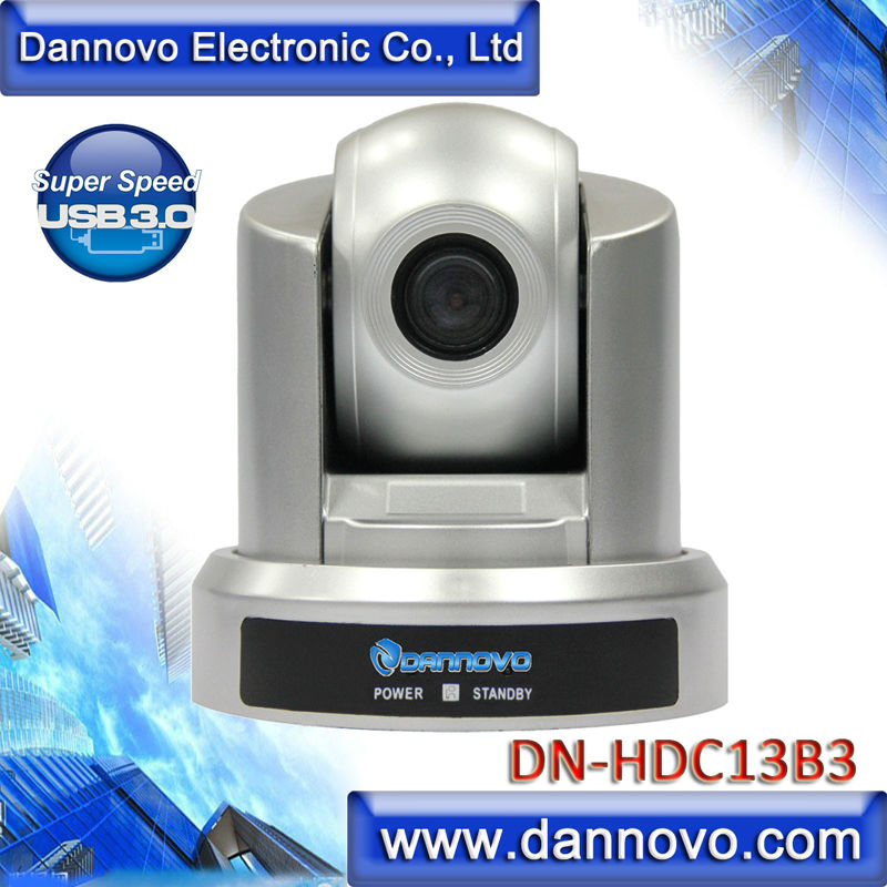 DANNOVO USB3.0 Video Conferencing Room Camera, 10x Optical Zoom,Plug - Office Electronics - Photo 1