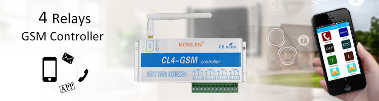 4-Relays-controllers