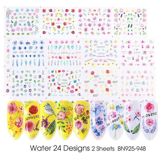 BN925-948 2 sheets