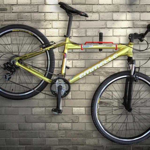 New Iron Steel Bike Cycle Storage Rack Mount Hanger Hook Garage Wall Bicycle  Hook Holder Racks