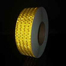 Adhesive-Tape Stickers Accessories Bike Reflective Warning for Safety Bisiklet-Decals