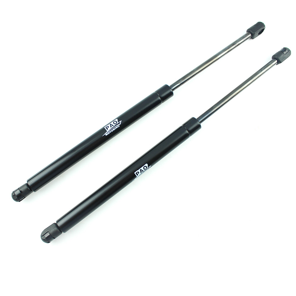 2pcs Auto Rear Hatch Tailgate Boot Lift Supports Gas Struts For Hummer H2 2003-2009 26.26 Inch Except H2T SUT Tonneau Cover