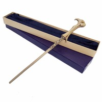 Newest High Quality Harry Potter Metal Core Lord Voldemort Magical Wand With Gift Blue Box Packing