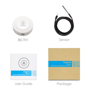 Image 5 - Inkbird Hoge Nauwkeurigheid IBS TH1 Draadloze Bluetooth Digitale Thermometer Hygrometer Weerstation Temperatuur Vochtigheid Meter Alarm