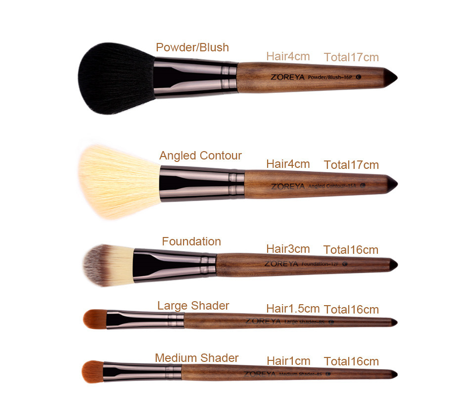 walnut makeup brush3