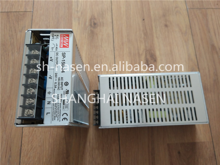 цена на Power supply MEAN WELL SP-150-24