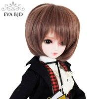 22 BJD полный набор + макияж Haibara Ai 1/3 EVA BJD кукла 56 см Косплей SD кукла 22 дюйма куклы ДЕТЕКТИВНАЯ девушка действие ручной работы Подарочная игрушк