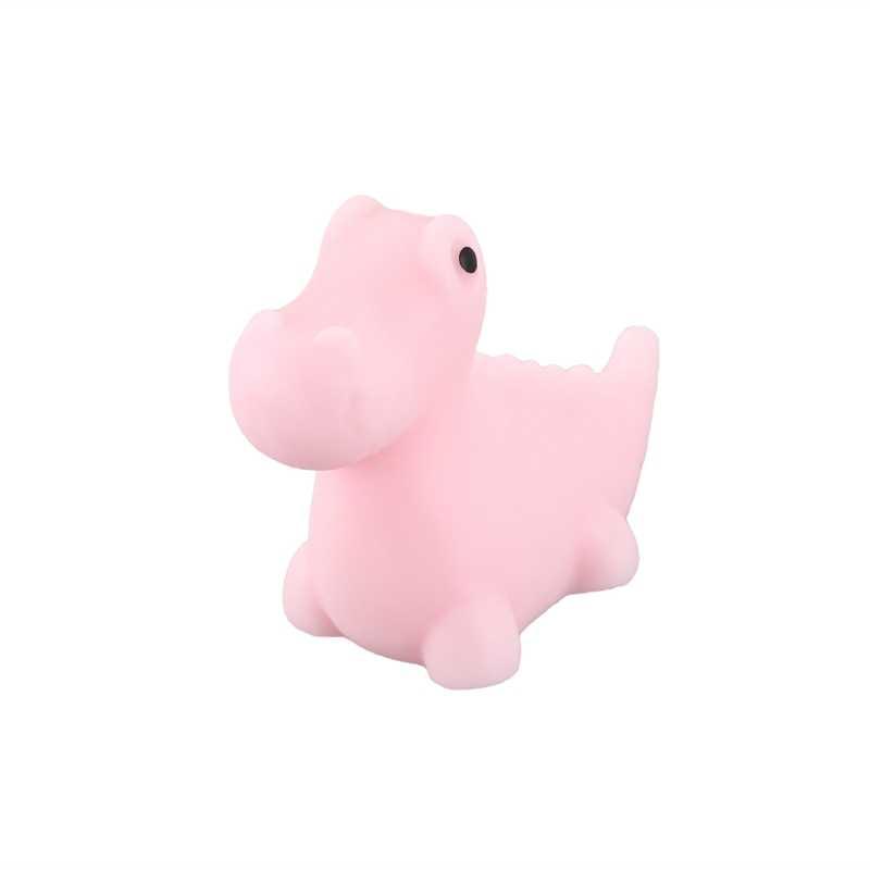 Apaziguador do esforço Toy, Mini Bonito Simulação Animais Lento Aumento Macios Brinquedos para As Crianças, Os Adultos (dinossauros)