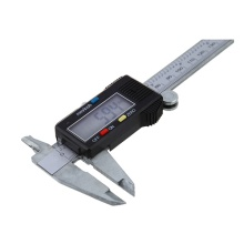 Discount! Promotion! 6″LCD Digital Vernier Caliper Micrometer Stainless Precision Measurement Tool