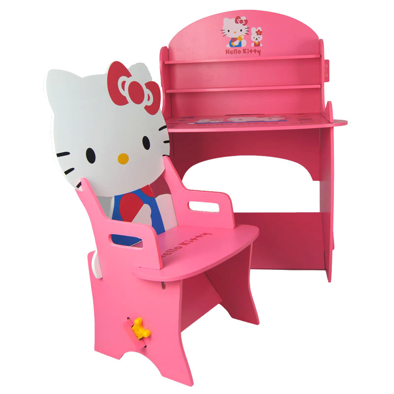 hello kitty desk chair ergonomic office japan hellokitty cat child tables and chairs bookshelf baby on