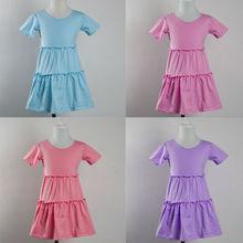 infant kids summer boutique princess baby toddler girls knit