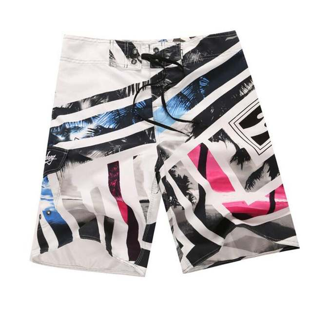 dfee02540eeeda placeholder Whosale 2019 New Hot Mens Shorts Surf Board Shorts Summer Sport  Beach Homme Bermuda Short Pants