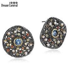 Dreamcarnaval 1989 nouveau fantastique boucles d'oreilles pour les femmes beaucoup de minuscules perles créées Zircon correspondant bijoux disponibles WE3783