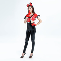 Dear Lover Cosplay Fantasy Mouse Costume Cute Adult Costume Outfit Exotic Apparel Women Fantasia Halloween Erotic