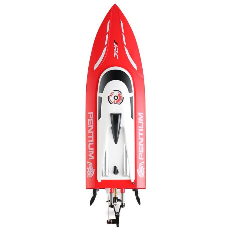 180 degree flip JJRC S1 Pentium 2.4G RC Boat 150m 25km/h Remote Control Racing Speedboat Air Ship Toy Gift : 91lifestyle