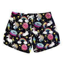 80722c8eca Summer ladies board shorts swimwear woman swimsuits quick dry beach short  swim sports running shorts joggers fitness pattern 2,