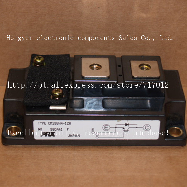 ФОТО Free Shipping,CM200HA-12H No New(Old components,Good quality) IGBT Power module:200A-600V,Can directly buy or contact the seller