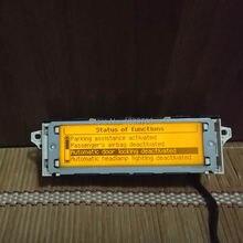 5x оригинальные, фабричные, по цене производителя, Экран с пультом дистанционного управления USB и Bluetooth Воздуха Дисплей Варан желтый 12 штифтов для peugeot 1007 207 307 308 407 для c2 c3
