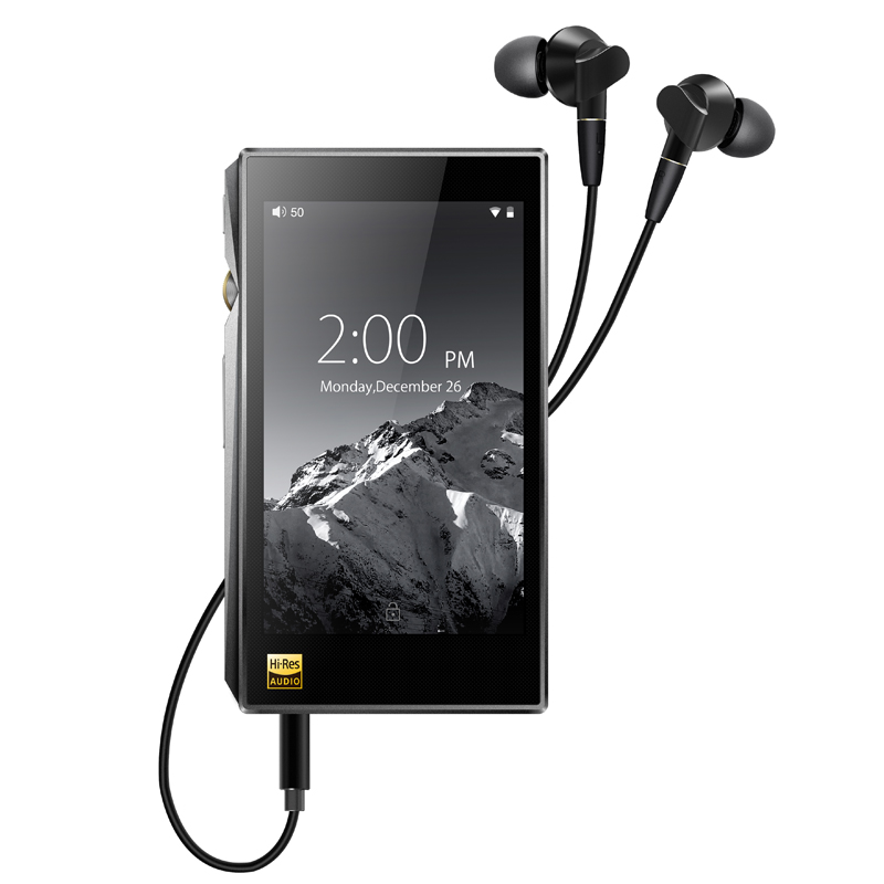 Bundle Sale of FiiO Portable Hi-Res Music Player X5 MKIII With FiiO Dynamic Headphone F5
