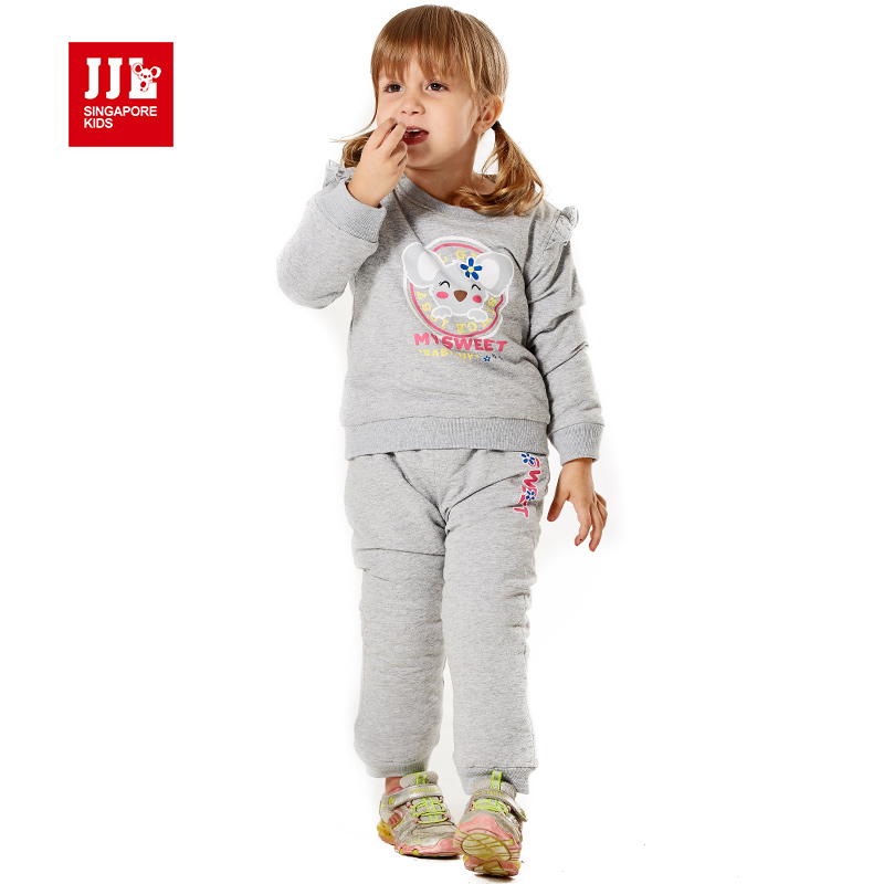 baby tracksuit kids sports suit kids winter suits baby