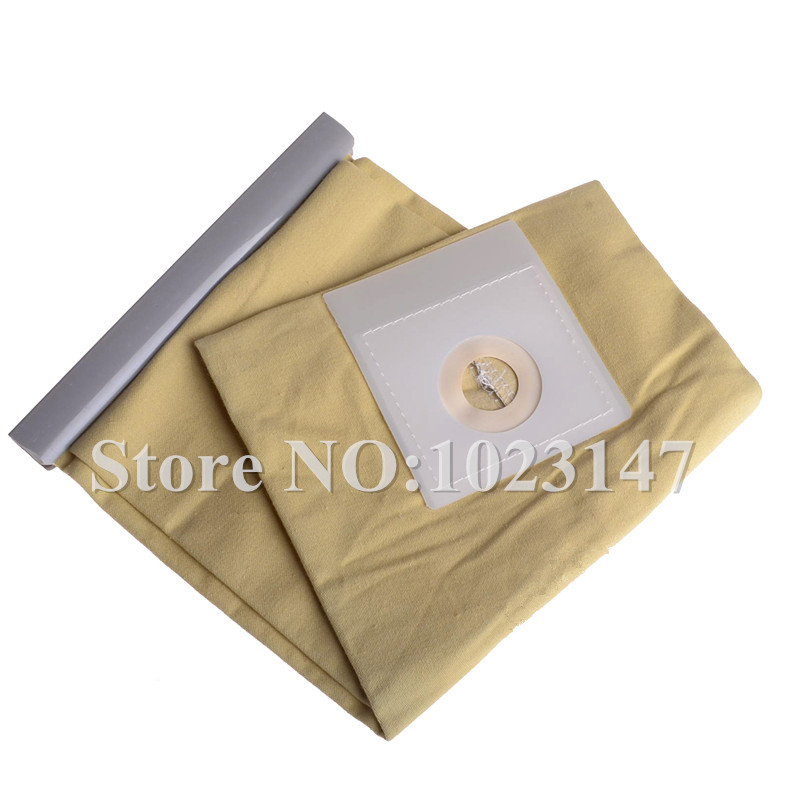 1 piece Vacuum Cleaner Parts Cloth Dust Bag Washable Bag replacement for Nilfisk Saltix 10,GD1010,HDS 2000,CDF 2040 etc.