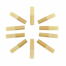 Homeland High Quality 10pcs bB Clarinet Reed Strength 2.5 2-1/2 Reed Bamboo For Traditional bB Clarinet Accessories