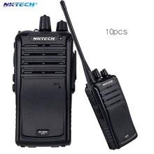 10PCSNKTECH BF-888S V1+ VS baofeng bf-888s Walkie Talkie 5W 16 Channels 50 CTCSS 105 DCS Handheld Ham Transceiver ham radio