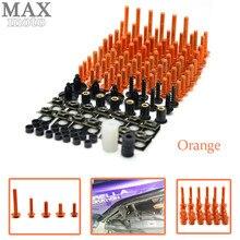 motorcycle accessories custom fairing screw bolt windscreen screw FOR honda CB600 599 919 CBR600 250 400 Hornet 250 VTR 250 VFR