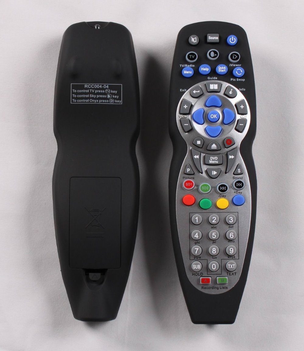 Rcc004 04 Remote Control For Cello Tv Dvd Logik Marks And Spencer 4ch Circuit Board Pcb Transmitter Receives Antenna Toys Freeview Recoder