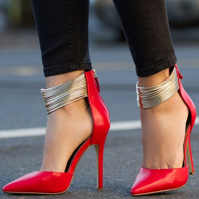 Popular Outfit Red Shoes-Buy Cheap Outfit Red Shoes lots from
