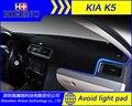 High quality Avoid light pad For 2009-2016 KIA K5 dashboard automobile heat insulation pad