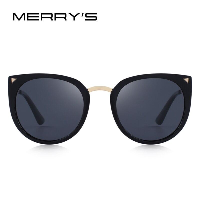 MERRYS Girls Cat Eye Sunglasses for kids Children Polarized Sunglasses S7001