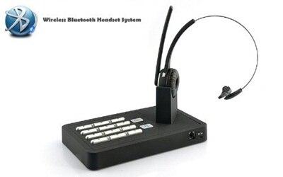Handsfree Bluetooth Headset with Dock   Wireless Headset
