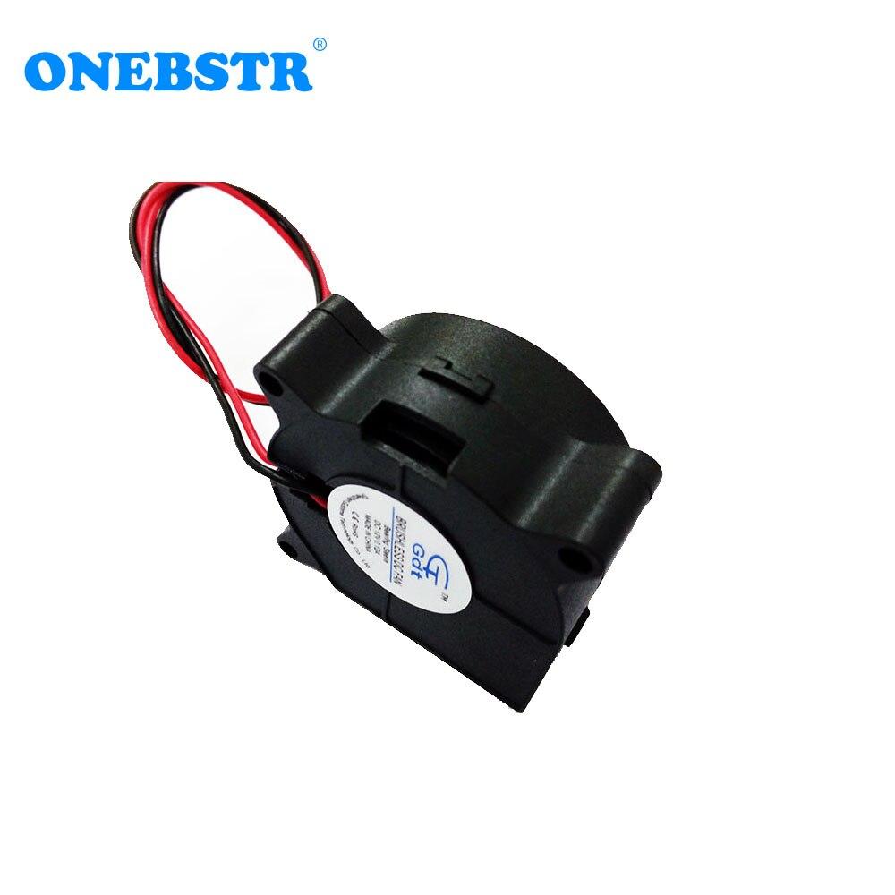 3D Imprimante Accessoires DIY Pièces 4020 Ventilateur De Refroidissement 12 v 0.12A 5000 rpm Turbo Ventilateur 40x40x20mm (40*40*20mm) brushless Ventilateur