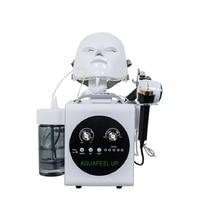 2019HOT 5 в 1 Алмазная кожура микродермабразия машина аппарт для лифтинга кислородная струйная очистка машина