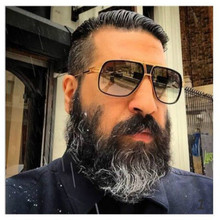 цена на Steampunk Sunglasses Men Women Vintage Sunglass Big Face Oversized Sun Glasses Man Female oculos de sol masculino