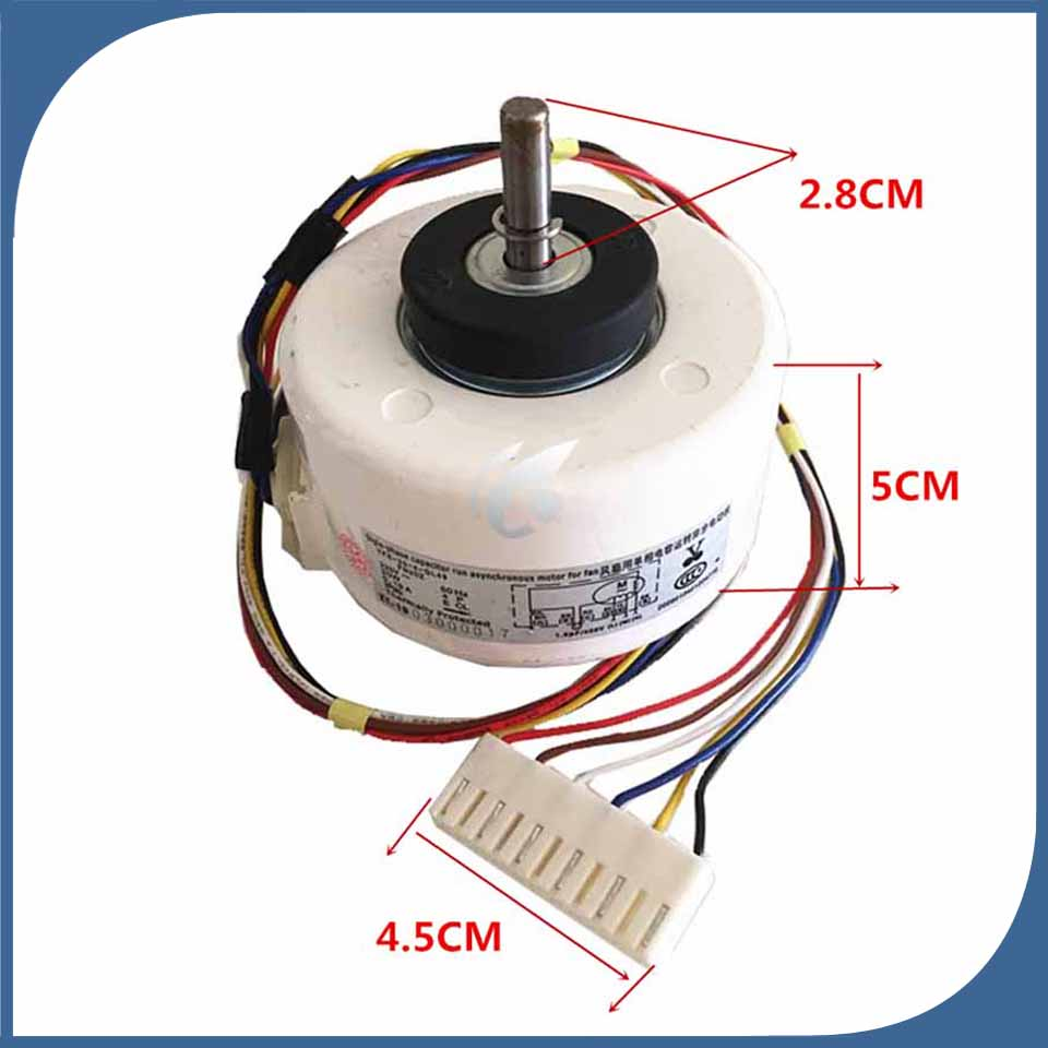 good work for Air conditioner inner machine motor FN20Z FN20R FN20X (YYR20-4a) Air conditionerfan