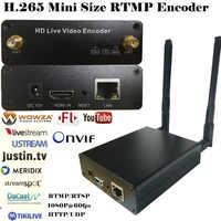ESZYM H.265 HEVC wifi HDMI Video Encoder Streaming encoder HDMI Sender live Broadcast encoder drahtlose H265 iptv encoder