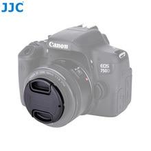 JJC كاميرا عدسة كاب 27 مللي متر 28 مللي متر 30 مللي متر 34 مللي متر 37 مللي متر 39 مللي متر 40.5 مللي متر 43 مللي متر 46 مللي متر 49 مللي متر 52 مللي متر 55 مللي متر 58 مللي متر 62 مللي متر 67 مللي متر 72 مللي متر كامل حجم حامي عدسة