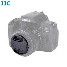 JJC מצלמה עדשת כובע 27mm 28mm 30mm 34mm 37mm 39mm 40.5mm 43mm 46mm 49mm 52mm 55mm 58mm 62mm 67mm 72mm מלא גודל עדשת מגן