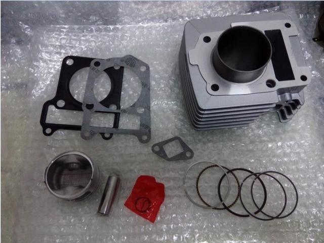 Yamah XT125R XT125X XT 125 X R YB125SPD YBR125ED cylinder kit 54mm
