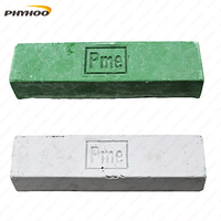 PME Jeweller Green Rouge Bar Polishing Big Wax Buffing Compound stainless steel & metals,Engraving Accessories,Final buffing wax